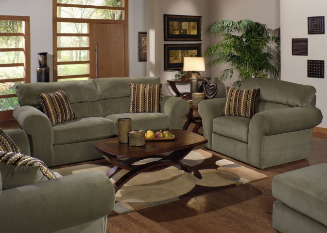 Mesa Sage Living Room Set