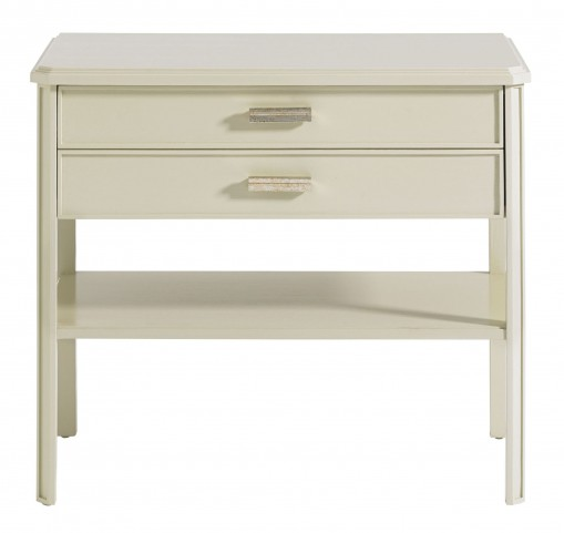 Crestaire Capiz Southridge Bedside Table