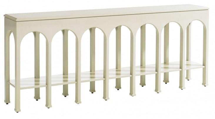 Crestaire Capiz Brooks Console Table