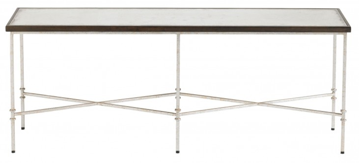Crestaire Argent Ventura Cocktail Table