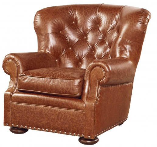 Maxwell Leather Sumatra Chair