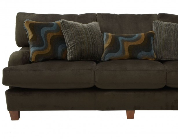 Hartwell Chocolate Loveseat