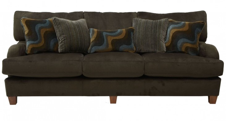 Hartwell Chocolate Sofa