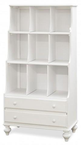 Smartstuff White Bookcase