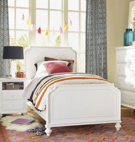 Smartstuff White Panel Bedroom Set