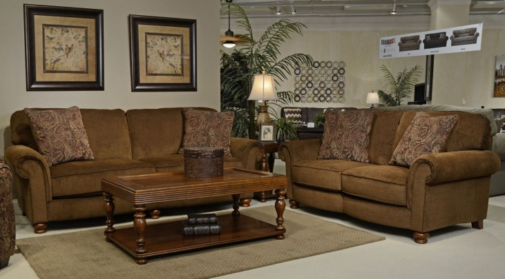 Downing Coffee Living Room Set