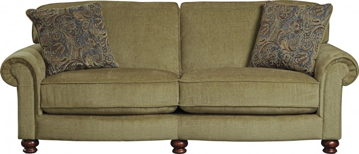 Downing Fern Loveseat