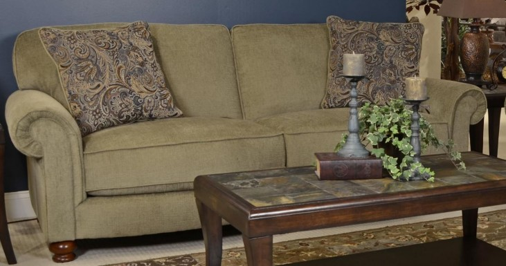 Downing Fern Sofa