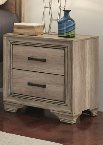 Sun Valley Sandstone Nightstand