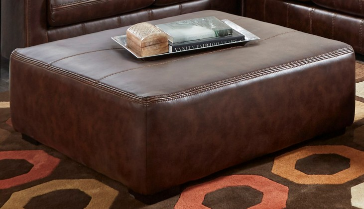 Tucker Java Cocktail Ottoman