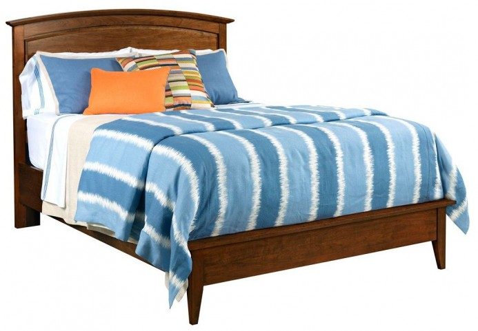 Gatherings Cinnamon King Arch Bed