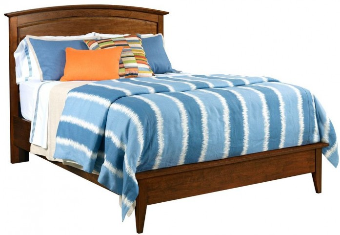 Gatherings Cinnamon Queen Arch Bed