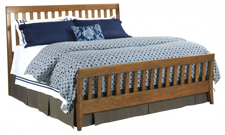 Gatherings Honey Queen Slat Bed