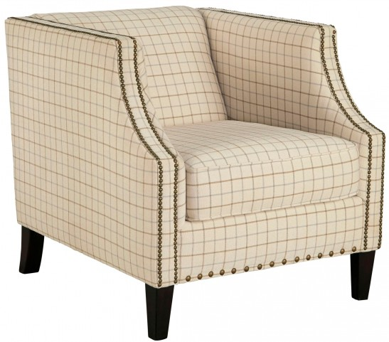 Kieran Cream Accent Chair