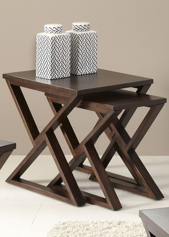 Madison Nesting End Table