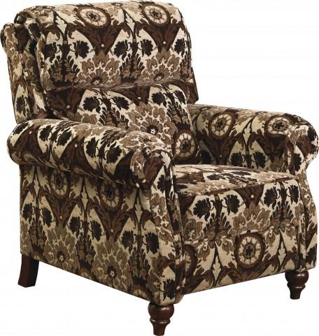 Brennan Black Pearl Reclining Chair