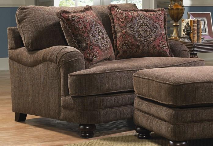 Brennan Auburn Chair