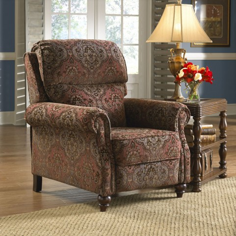 Brennan Garnet Reclining Chair