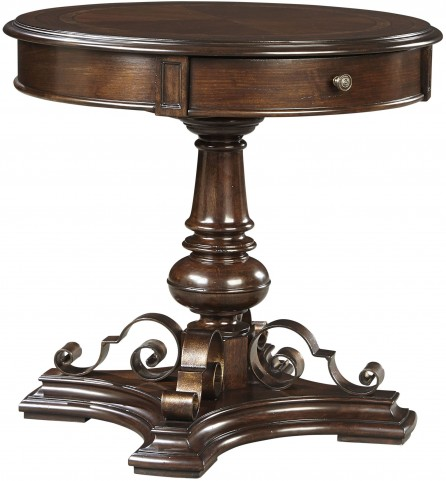 Casa D'Onore Sella Round Lamp Table