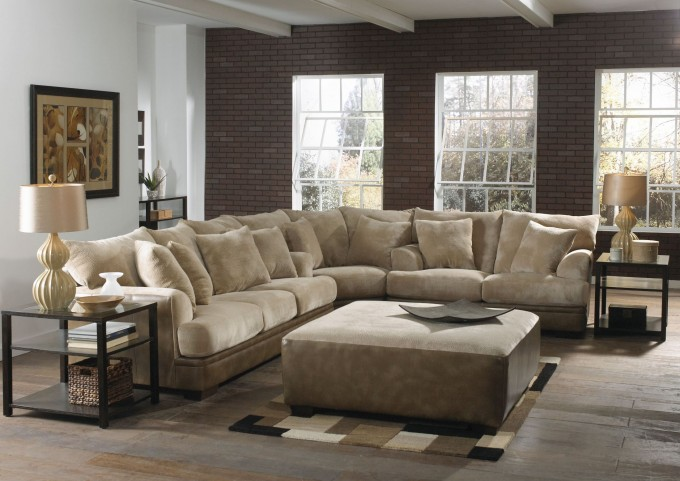 Barkley Toast Sectional