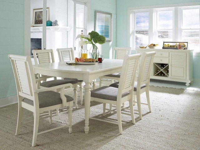 Seabrooke Leg Dining Room Set