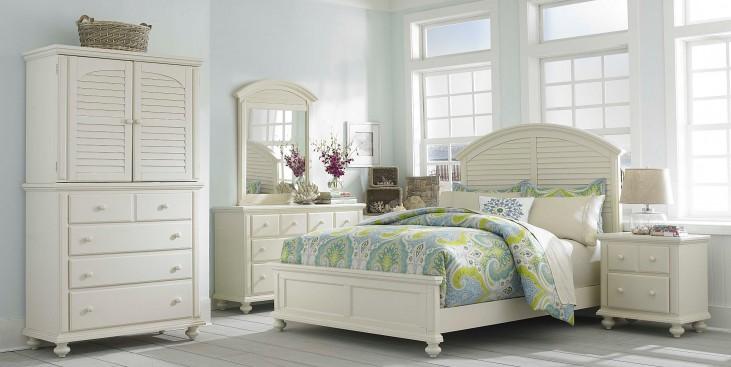 Seabrooke Panel Bedroom Set