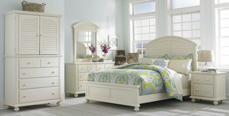 Seabrooke Youth Panel Bedroom Set