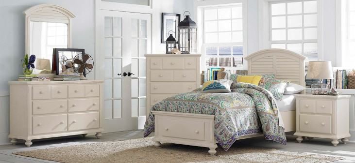 Seabrooke Storage Panel Bedroom Set