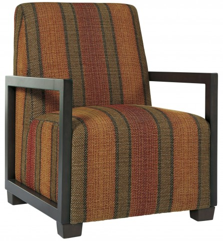 Fiera Brick Accent Chair