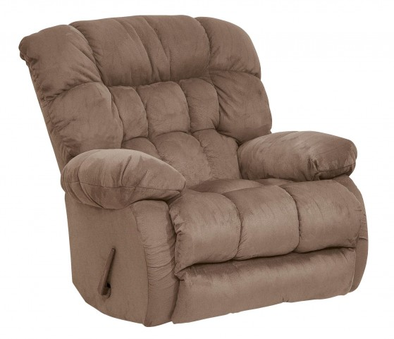 Teddy Bear Saddle Swivel Glider Recliner