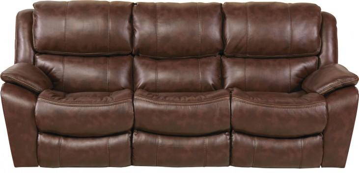 Beckett Java Power Reclining Sofa