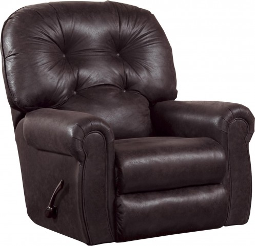 Thompson Coffee Swivel Glider Recliner