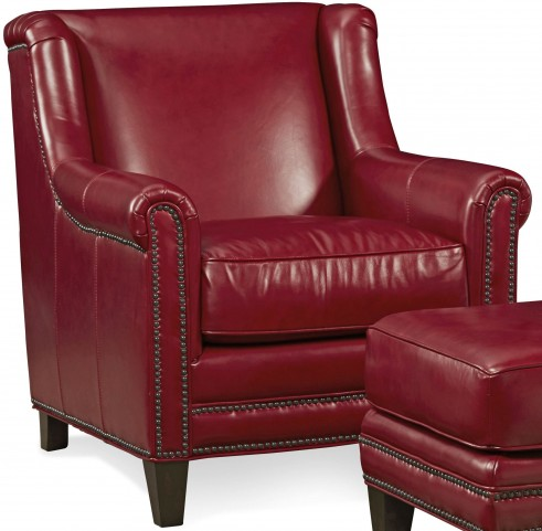 Pendleton Crestview Red Chair