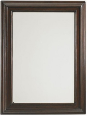 Fieldale Lodge Mahogany Lakeview Mirror