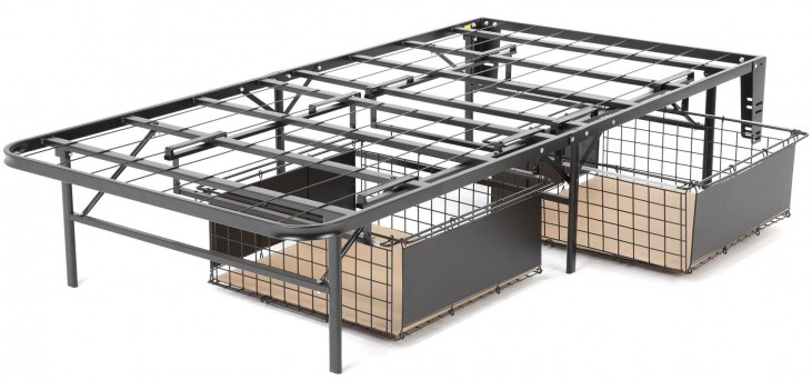 Atlas Black Mattress Foundation