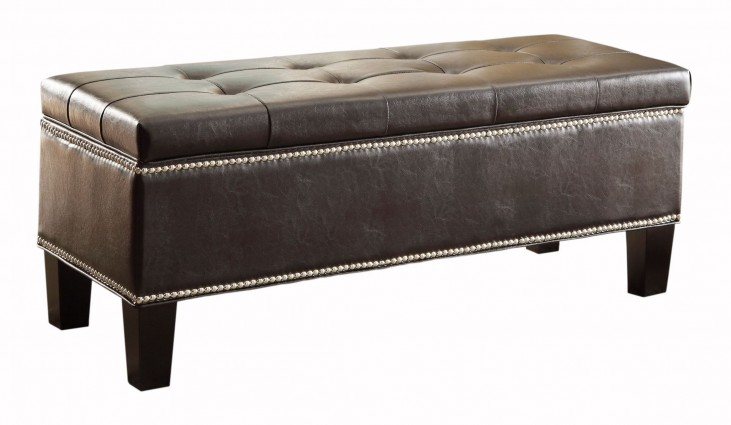 Reverie Lift Top Storage Bench