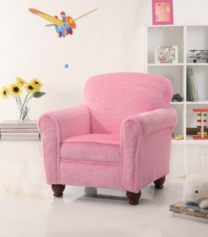 Pink Youth Club Chair 460405