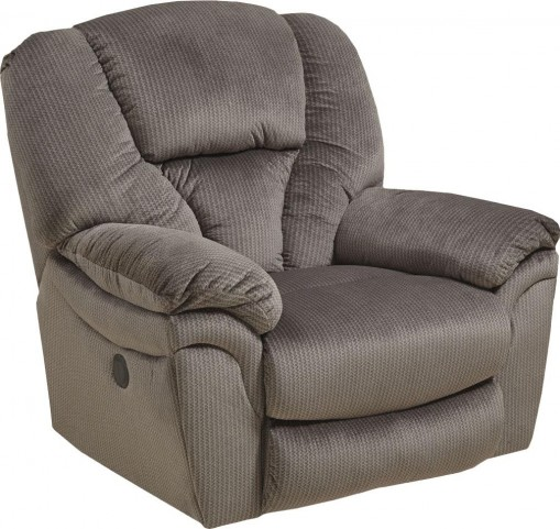 Drew Granite Chaise Rocker Recliner