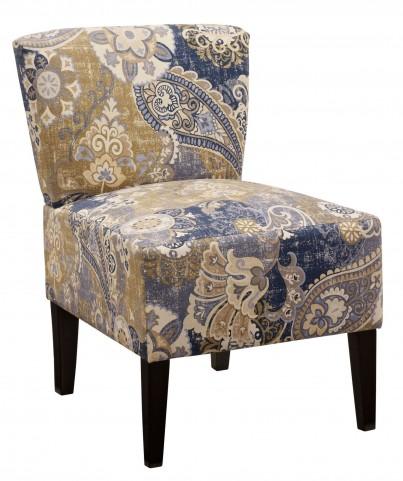 Ravity Denim Accent Chair