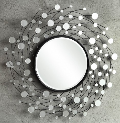 4672M Reflective Wall Mirror