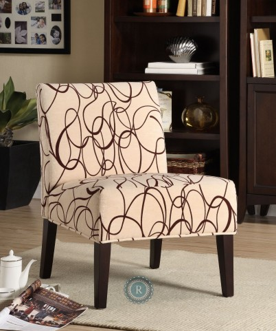 Lifestyle Light Accent Chair