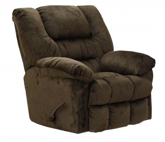 Peyton Chocolate Recliner