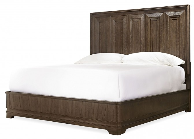 California Hollywood Hills King Platform Bed