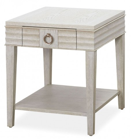 California Malibu Drawer End Table