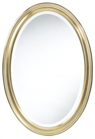Blake Gold Oval Mirror