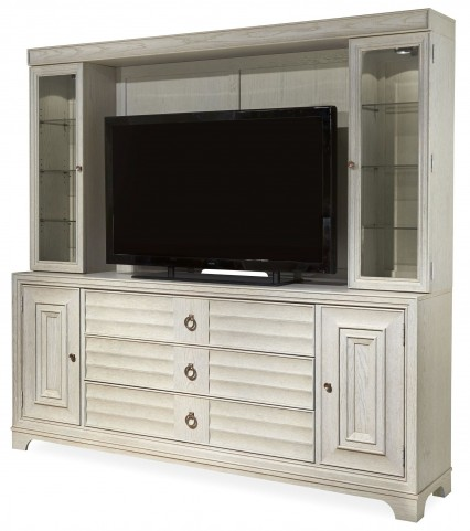 California Malibu Entertainment Wall