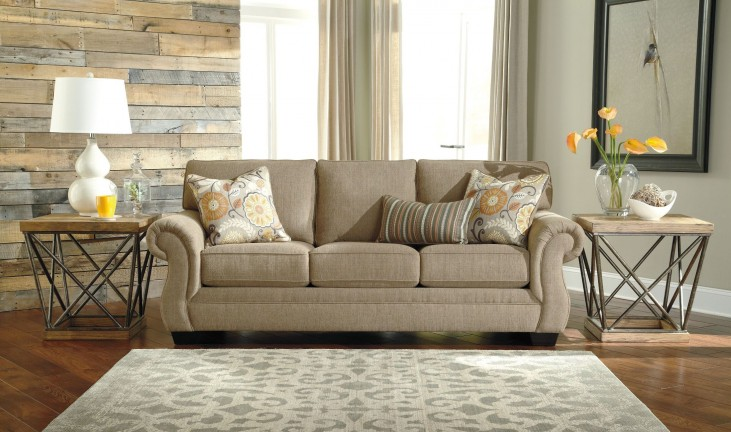 Tailya Barley Browns Sofa