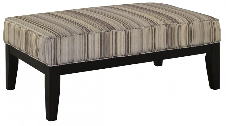 Melaya Pebble Oversized Accent Ottoman