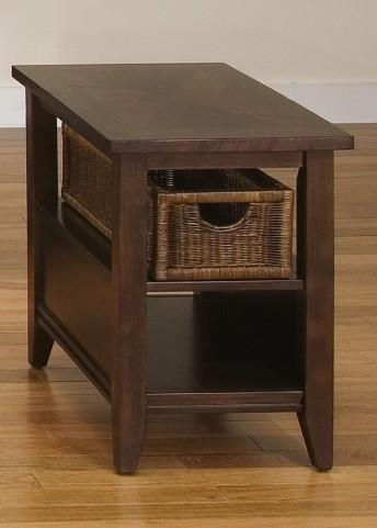 Lakewood Basket End Table