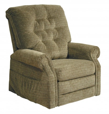 Patriot Celery Power Lift Recliner